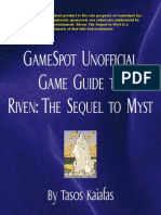 Gg_riven Game Guide