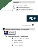 SAP EP Monitoring