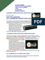 Aluminium Conductors