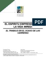 El Espiritu Emprendedor Y La Vida Wired - Fernando Flores