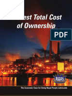 Lowest Total Cost of Ownership