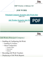 Job Work  |  School Management Software | Tally.NET Services | Tally TDL