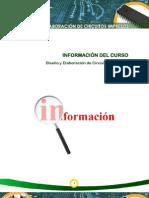 Infocurso Elaboracion Circuitos Impresos