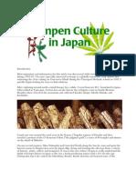 Hempen Culture in Japan