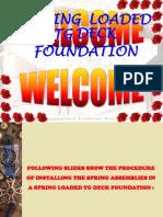 L-03 Spring Loaded Foundation-presentation