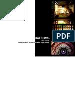 Raj Rewal - Report