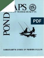 Maps Ponds Southeast Massachusetts 002