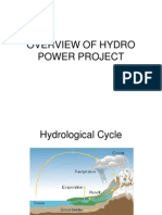 Overview of Hydro Power Project
