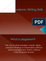 Eap Academic Writing Skills