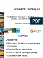 Internet Search Presentation