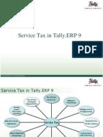 Service Tax  | Tally Intergation |  Tally  | Tally Customization services