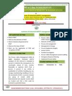 Seminar Leaflet