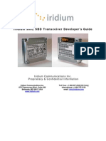 Iridium 9602 SBD Transceiver Developer 's Guide