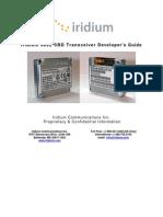 Iridium 9602 SBD Transceiver Developer 's Guide