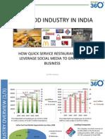 Socia Media in Quick Service Restaurants