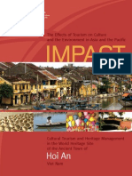 The Effect of Tourism on Culture and Environment in Asia and the Pacific_Hoi An