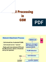 Call Processing in Gsm
