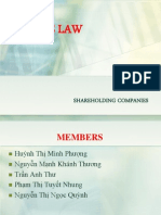 Share Holding Co. (Fixed)