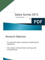 24 April Sal Survey Presentation