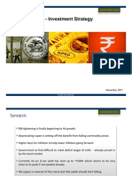 Fixed Income - Investment Strategy - November 2011