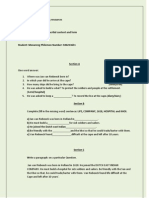 WORKSHEET on the Learning Resources Assignment 2 Submission 26 May 2012