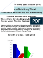 Cities Globalizing World 2-15-06