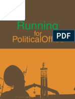 Running for Political Office (Women)