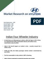 Market Research on Hyundai