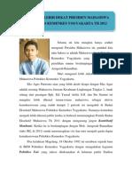 Profil Presma- EKO AGUS P