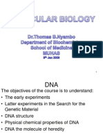 DNA Lecture