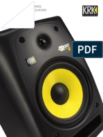 KRK Rokit 8 Manual