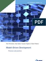 Model Driven Development