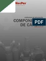 MECPAR CATÁLOGO COMPONENTES DE CARDAN 2010