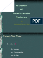 Secondary Market Mechanism