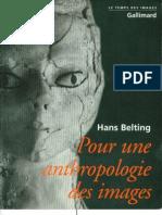 Hand Belting - Pour Une Anthropologie Des Images