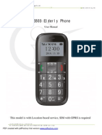 GS503User Manual