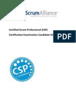 CSP Candidate Handbook 27Mar2012 Scoring Edits