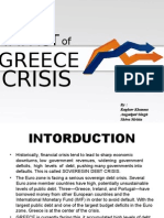 Impact of Greece ppt