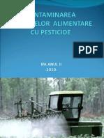 area Produselor Aliment Are Cu Pesticide Power-point