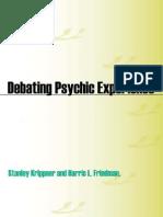 Debating Psychic Experiences