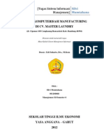 Silvi Man s1 Sem 6 - Sistem Manufacturing