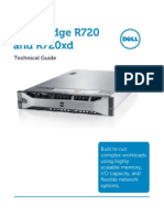 Dell Poweredge r720 r720xd Technical Guide