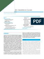 Farmacologia Dos Anestesicos Locais