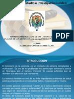 ABORDAJE MEDICO LEGAL DE LESIONES CORPORALES Dra Martha Madriz.pdf