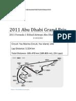 Abu Dhabi GP 2011