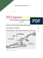Japanese GP 2011