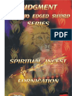 Judgment Sword Series - Spiritual Incest