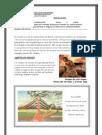Guia de Estudio de Volcanes 8vos
