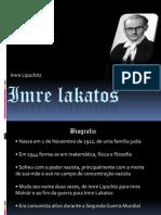 imre lakatos - epistemiologia