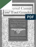 Cinn No 1 Ana Half T-C Grinder 1901